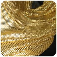 Wholesale Metal Sequin Fabric,Metal Sequin Cloth from china suppliers
