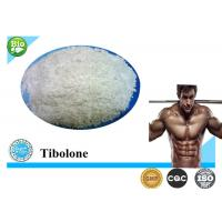 Wholesale White Powder Steroid Hormone Tibolone CAS 5630-53-5 for Muscle Strength from china suppliers