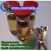 Wholesale Yellow Liquid Injectable Anabolic Steroids Cut Depot 400 For Muscle Gaining from china suppliers