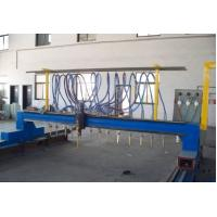 Buy cheap Numerical Control Powder Marking CNC System Straight Plasma Cutting machine from wholesalers