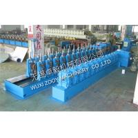 Wholesale custom Automatic Guardrail Roll Forming Machine 250-350Mpa 0-15m/min from china suppliers