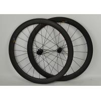 Wholesale Top Fire Carbon Road Bike Wheels Tubular Racing Wheelsets from china suppliers