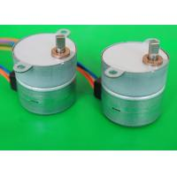 Quality Low Speed PM Geared Stepper Motor High Holding Torque With Spur Gearbox 35BYHJ-S for sale
