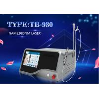 Wholesale Diode Laser 980nm Fiber Veins Spider Veins Removal Equipment 10W / 15W / 30W from china suppliers