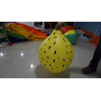 Wholesale Durable Yellow 90cm Lemon Shaped Balloons With Digital Printing from china suppliers