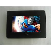 Wholesale 7 inch 800x480 LCD Digital Photo Frame For Advertising MPEG1 , MPEG2 from china suppliers