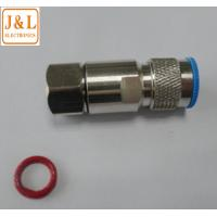 Wholesale Sales N Series Male Connnector for 1/2 LCF Cable from china suppliers