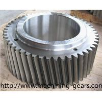 Wholesale High Strength Large 20CrMnTi / 42CrMo Steel Helical Gears For Gearbox from china suppliers