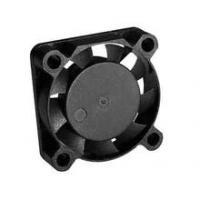 Wholesale UPS Cooler 12 Volt  DC Fan 25×25×07mm Sleeve Bearing UL94V-0 from china suppliers