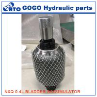 Wholesale NXQ series American Standard Hydraulic Bladder Accumulator Vertically installed from china suppliers