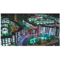 Wholesale Exhibit HO Train Led Lighting Architechture Scale Model Scenery Kits from china suppliers