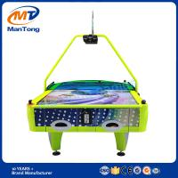 Wholesale 4 Players Coin Operated Game Machine Air Hockey Electric Powered Factory Price from china suppliers