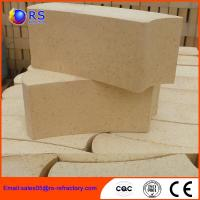 Wholesale Arc Shaped High Alumina Brick For Cement Industry , Power Plant , Steel Plant from china suppliers