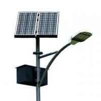 Wholesale Custom DC24V 65W Automatic LED Solar Powered Street Lights from china suppliers