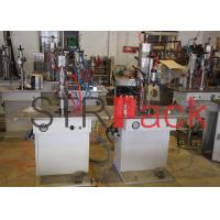 Wholesale Recharging Semi-automatic Bag-on-valve Aerosol Filling Machine with PLC + touch screen from china suppliers