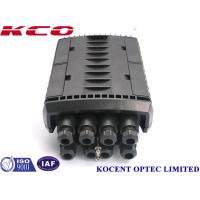 Wholesale Wall Pole Mountable 288 Cores Fiber Optic Splice Enclosure Box KCO-JCD-288 from china suppliers