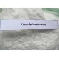 Wholesale Bodybuilding Anabolic Steroids Oxandrolone Powder Anavar White Crystalline Powder from china suppliers