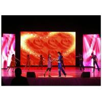 Quality Energy Saving Full Color Indoor LED Video Wall Rental for Stage Background for sale