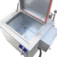 Buy cheap Motorcycle engine Clean Machine ultrasonic tank with Filter System from wholesalers