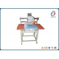 Wholesale Pneumatic Double Station Automatic Heat Press Machine CE Approved from china suppliers
