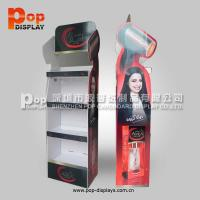 Wholesale Adjustable Folding Beverage Display Racks Offset Printing With Full Color from china suppliers