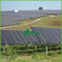 Wholesale 15 MW aesthetics of solar power plants With Aluminum Bracket from china suppliers