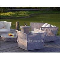 Wholesale Rattan Wicker Outdoor Garden Furniture Sets Table And Chairs For Yard / Room from china suppliers