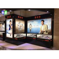 Wholesale Black Aluminum Advertising Light Boxes , Led Lightbox Sign With Picture Frame from china suppliers