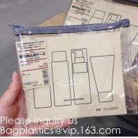 Wholesale Frosted Pvc Document File Bag With Slider Zipper,Pvc Ziplock Bag For File And Document,Pvc Ziplock Bag, BAGEASE, BAGPLAS from china suppliers