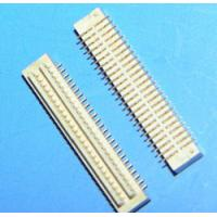 Wholesale cheap 0.8mm pitch board to board socket,Height 5mm from china suppliers