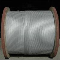 Wholesale Anti Static Aluminium Clad Steel Wire , Aluminum Stranded Wire ISO 9001 Certification from china suppliers