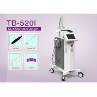 Wholesale Oxygen Jet Peel & RF PDT Therapy Skin SPA System for Skin Rejuvenation Wrinkle Reduction from china suppliers