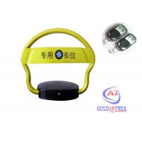 Wholesale Remote control parking lot space reserve lock for private spot control from china suppliers