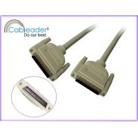 Wholesale High Performance SCSI HP DB 50 pin male to 50 pin male Ribbon cable from china suppliers