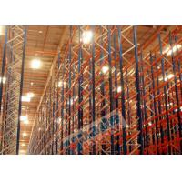 Wholesale Selective Heavy Duty Pallet Racks Q195 Steel Storage Shelving Maintenance Free from china suppliers