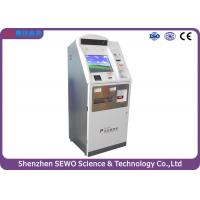 Wholesale Automatic Car Parking Lot Payment Machines with Paper ,Ticket ,Coin from china suppliers