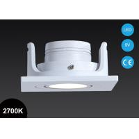 Wholesale Good quality 3.5W square adjustable COB LED recessed down light/3000K/9V from china suppliers