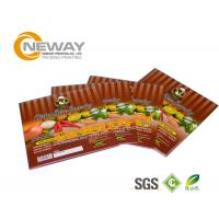 Wholesale Printing Glossy Laminated Packaging Custom Product Labels For Chicken Spice Seasoning from china suppliers