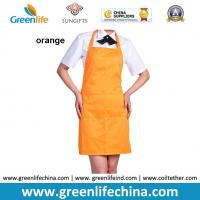 Wholesale Custom cheap cooking kitchen apron for promtion and advertisment good gift for cooks chefs from china suppliers