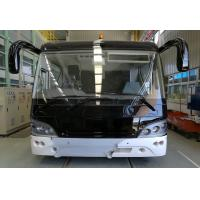 Wholesale 51 Passenger 4 Stroke Diesel Engine Airport Limousine Bus 4 doors 2.7m width mini bus from china suppliers
