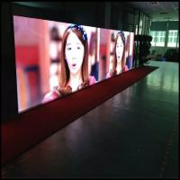 Quality P3 Indoor Full Color LED Display Rental / slim smd led screen Die Casting Cabinet for sale