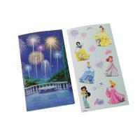Wholesale 8in * 7in Lovely princess mini poster Self Adhesive Sticker from china suppliers