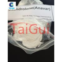 Wholesale Taigui Steroid Oxandrolone Anavar Oral Anabolic Steroids 99.9% Anavar ISO9001 from china suppliers