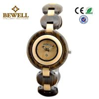 Wholesale Green Sandalwood And Maple Wooden Wrist Watch , all wood watch men from china suppliers