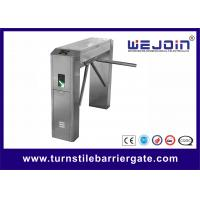 Wholesale Pedestrian Access Control Tripod Turnstile Gate 3kg Arm Driving Force from china suppliers