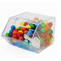 Wholesale Custom High Strength Acrylic Layered Candy Stores Display Box/Candy Storage from china suppliers