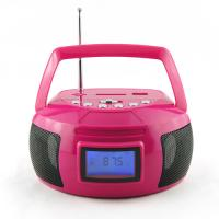 Wholesale Portable Speaker/Boombox Speaker SD & Micro SD card speaker with radio DY-111 from china suppliers