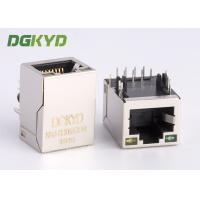Wholesale 10 / 100 megabit CAT 5/5e RJ45 Magnetics jack Ethernet rj45 modular plug from china suppliers
