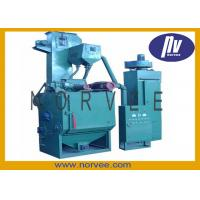 Buy cheap Crawler Belt Automatic Shot Peening Machine Abrasive Blast Equipment from wholesalers