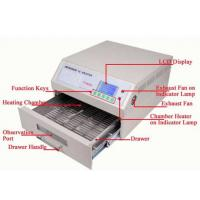 Wholesale T962A Benchtop Reflow Oven 300*320mm 1500w IC Heater Infrared BGA Rework Station For SMD SMT from china suppliers